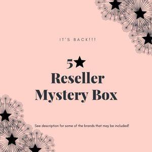 5⭐️ Reseller Mystery Box - BOX G